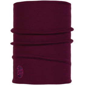 Buff Heavyweight Merino Wool Neckwear pink